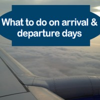 What to do on Disney World Arrival & Departure Days