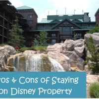 Pros & Cons of Staying on Disney Property