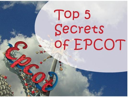 Secrets of Epcot