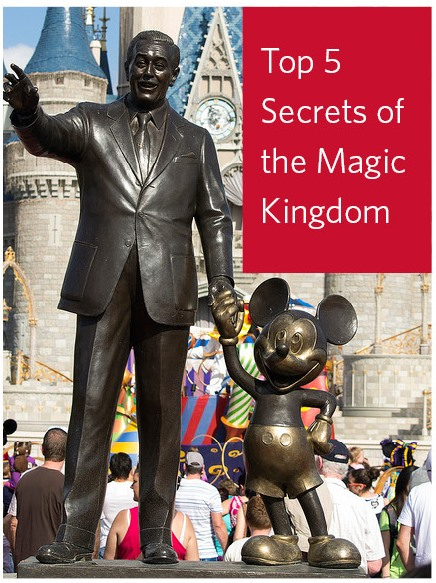 Secrets of Magic Kingdom