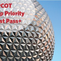 EPCOT Top Priority Fast Pass+
