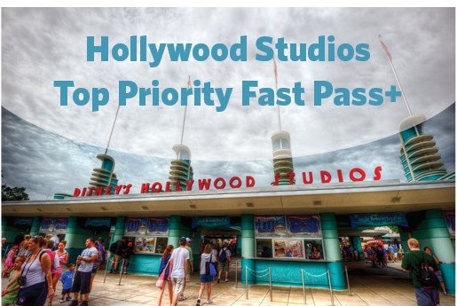 Top Priority Fast Pass for HS