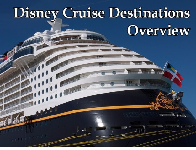 Cruise destination overview