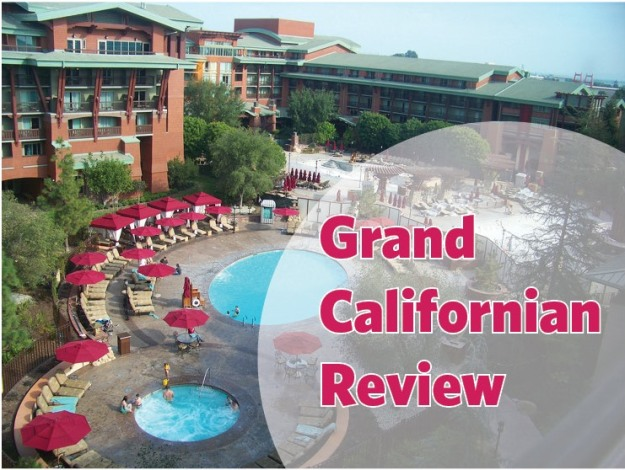 Grand Californian Hotel Overview