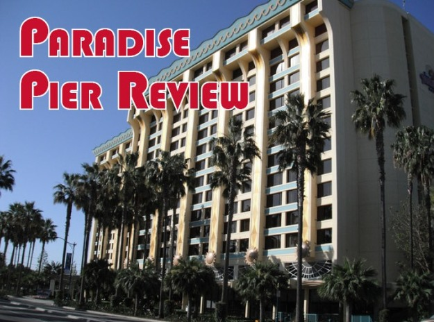 Paradise Pier Hotel Overview