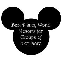 Best Disney World Resorts for Groups of 5 or More