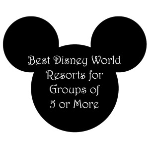Resorts for large groups