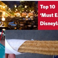 Top 10 Things You NEED to Eat at Disneyland