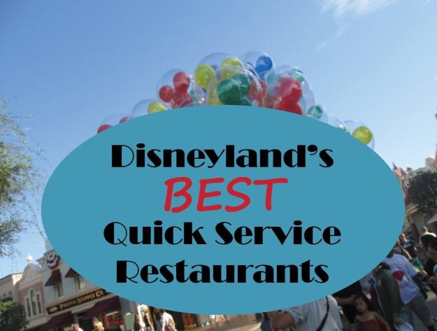 Disneyland Quick Service Pinterst