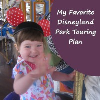 My Favorite Disneyland Park Touring Plan