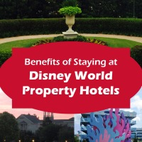 Benefits of Staying at Disney World Property Hotels