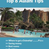 Top 8 Aulani Tips